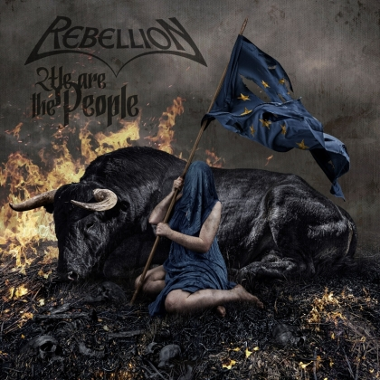 Rebellion - We Are The People (Digipack)