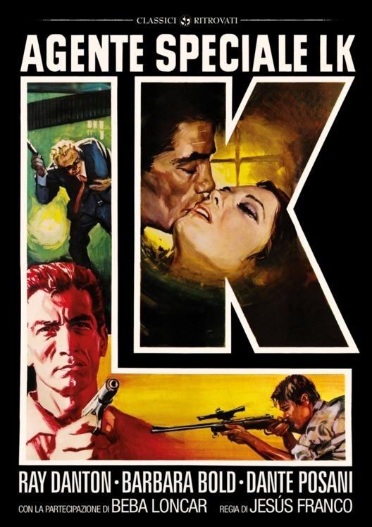 Agente speciale L.K. (1967) (Classici Ritrovati)