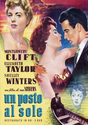 Un posto al sole (1951) (Classici Ritrovati, HD-Remastered, s/w, 2 DVDs)