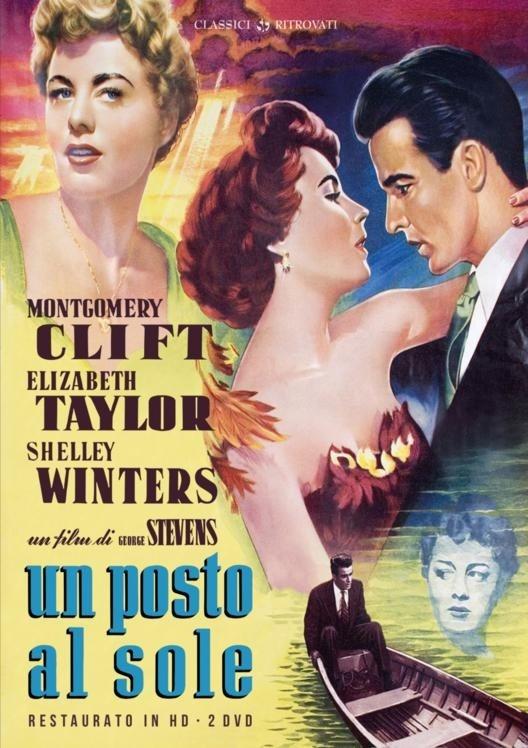 Un posto al sole (1951) (Classici Ritrovati, HD-Remastered, n/b, 2 DVD)