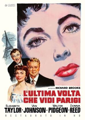 L'ultima volta che vidi Parigi (1954) (Classici Ritrovati, restaurato in HD)