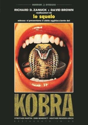 Kobra (1973) (Horror d'Essai, restaurato in HD)