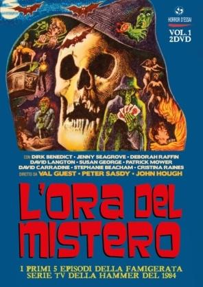 L'ora del mistero - Vol. 1 (Horror d'Essai, Neuauflage, 2 DVDs)