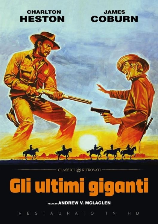 Gli ultimi giganti (1976) (Classici Ritrovati, Restaurato in HD)