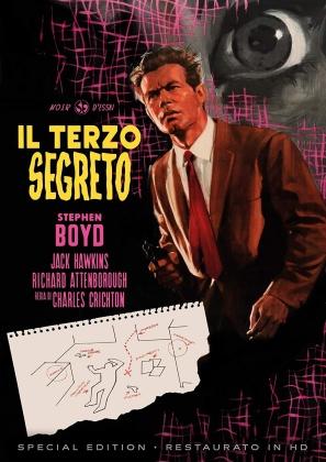 Il terzo segreto (1964) (Noir d'Essai, Restaurato in HD, n/b, Edizione Speciale)
