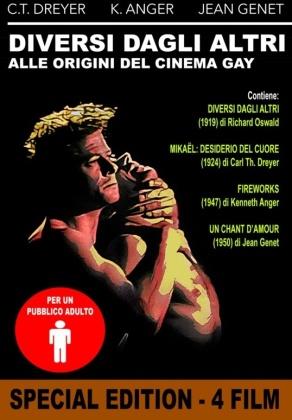 Diversi dagli altri - Alle origini del Cinema Gay (4-Movie Collection, n/b)