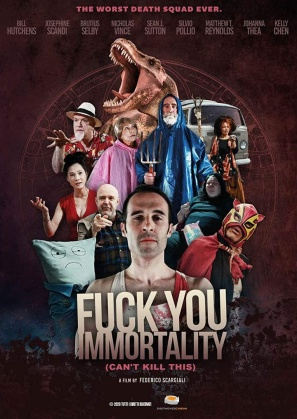 Fuck you immortality - Can't kill this (2019)