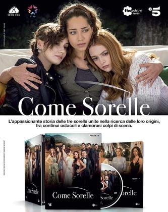 Come sorelle - La Serie Completa (4 DVDs)