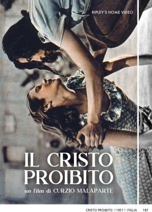Il Cristo proibito (1951) (Ripley's Home Video, n/b, Riedizione)