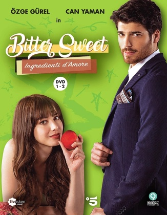 Bitter Sweet - Ingredienti d'amore #01-02 (2 DVDs)