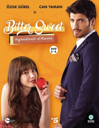 Bitter Sweet - Ingredienti d'amore #05-06 (2 DVDs)
