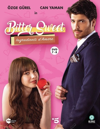 Bitter Sweet - Ingredienti d'amore #07-08 (2 DVDs)