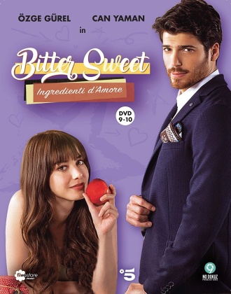 Bitter Sweet - Ingredienti d'amore #09-10 (2 DVDs)