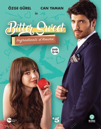 Bitter Sweet - Ingredienti d'amore #15-16 (2 DVDs)