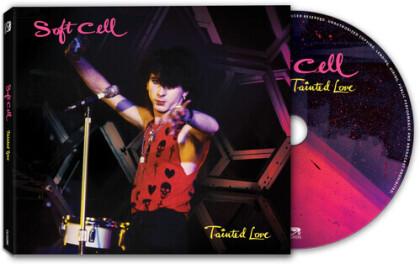 Soft Cell - Tainted Love (Cleopatra, Bonustrack, Digipack, 2021 Reissue)