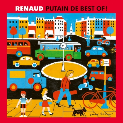 Renaud - Putain de Best Of! (Limited Edition, Colored, 2 LPs)
