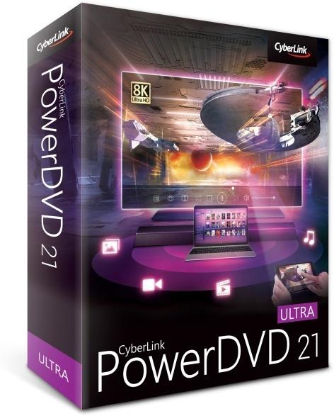 CyberLink PowerDVD 21 Ultra