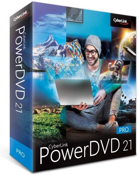 CyberLink PowerDVD 21 Pro