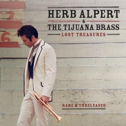 Herb Alpert & Tijuana Brass - Lost Treasures (Digipack)
