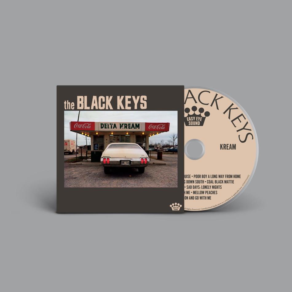 The Black Keys - Delta Kream (Softpack)