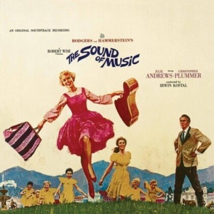 Sound Of Music - OST (2021 Reissue, Concord Records)