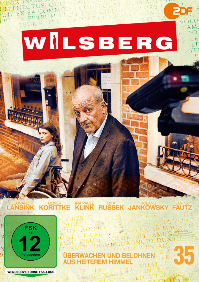 Wilsberg 35 - Überwachen und belohnen / Aus heiterem Himmel