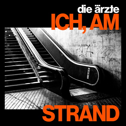 "Die Ärzte - ICH, AM STRAND (Limited Edition, 7"" Single + Digital Copy)"