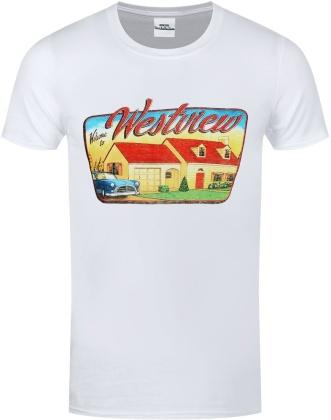 Marvel WandaVision: Welcome to Westview - Men's T-Shirt