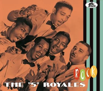 5 Royales - Rock (Digipack)