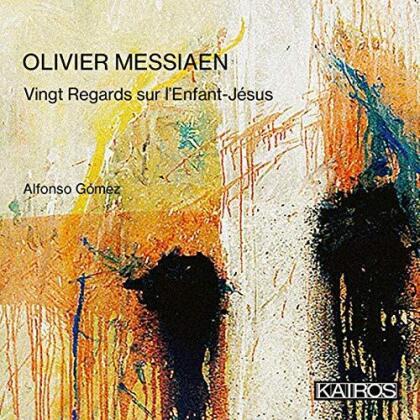 Olivier Messiaen (1908-1992) & Alfonso Gomez - Vingt Regards Sur L'enfant-Jésus (2 CDs)