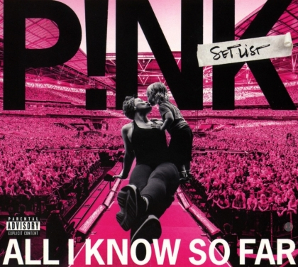 P!nk - All I Know So Far - The Setlist - OST - Prime Video Soundtrack (Softpack)