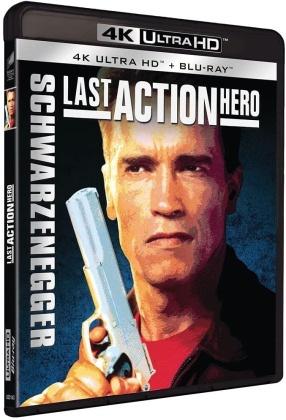Last Action Hero (1993) (4K Ultra HD + Blu-ray)