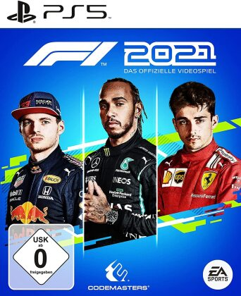 F1 2021 (German Edition)