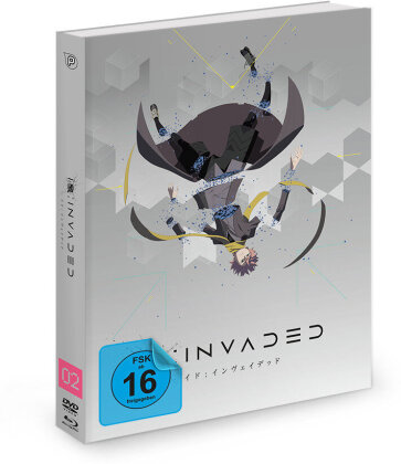 ID:INVADED - Vol. 2 (Limited Edition, Mediabook, Blu-ray + DVD)