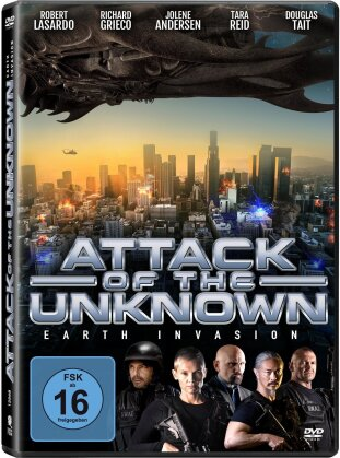 Attack of the Unknown - Earth Invasion (2020)