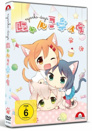 Nyanko Days (Edition complète)