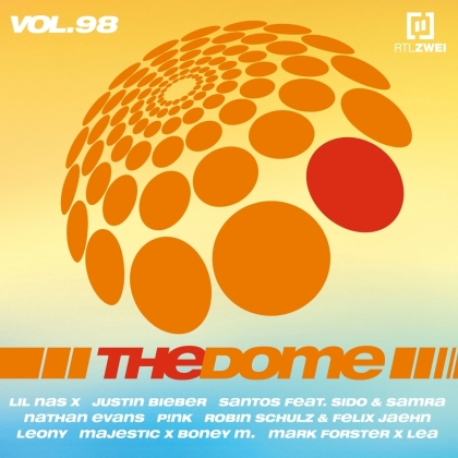 The Dome, Vol. 98 (2 CDs)