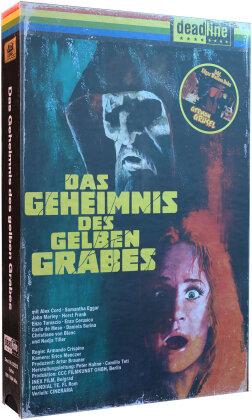 Das Geheimnis des gelben Grabes (1972) (VHS Retro Edition, Limited Collector's Edition)