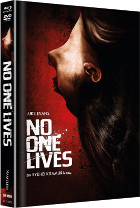 No One Lives (2012) (Cover A, Limited Edition, Mediabook, Blu-ray + DVD)