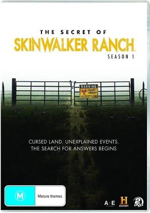 The Secret Of Skinwalker Ranch - Season 1 (2 DVDs)