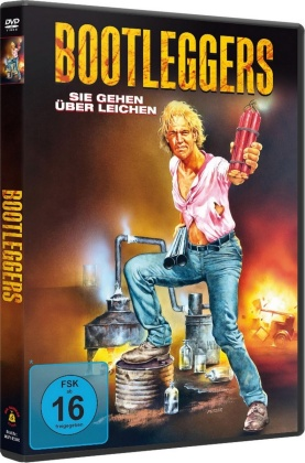 Bootleggers - Sie gehen über Leichen (1974) (Cover A)