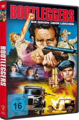 Bootleggers - Sie gehen über Leichen (1974) (Cover B)