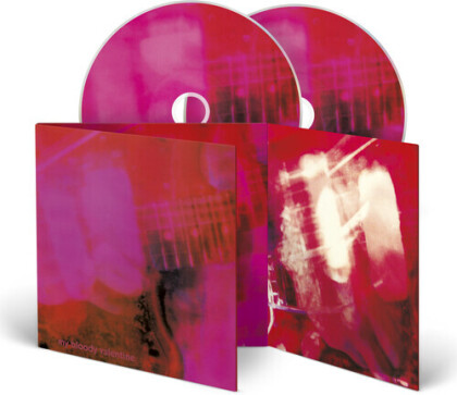 My Bloody Valentine - Loveless (2021 Reissue, 2 CDs)