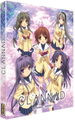Clannad - Saison 1 (3 Blu-ray)
