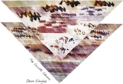 Durutti Column - Deux Triangles (Limitiert, Deluxe Edition, Colored, 2 LPs)