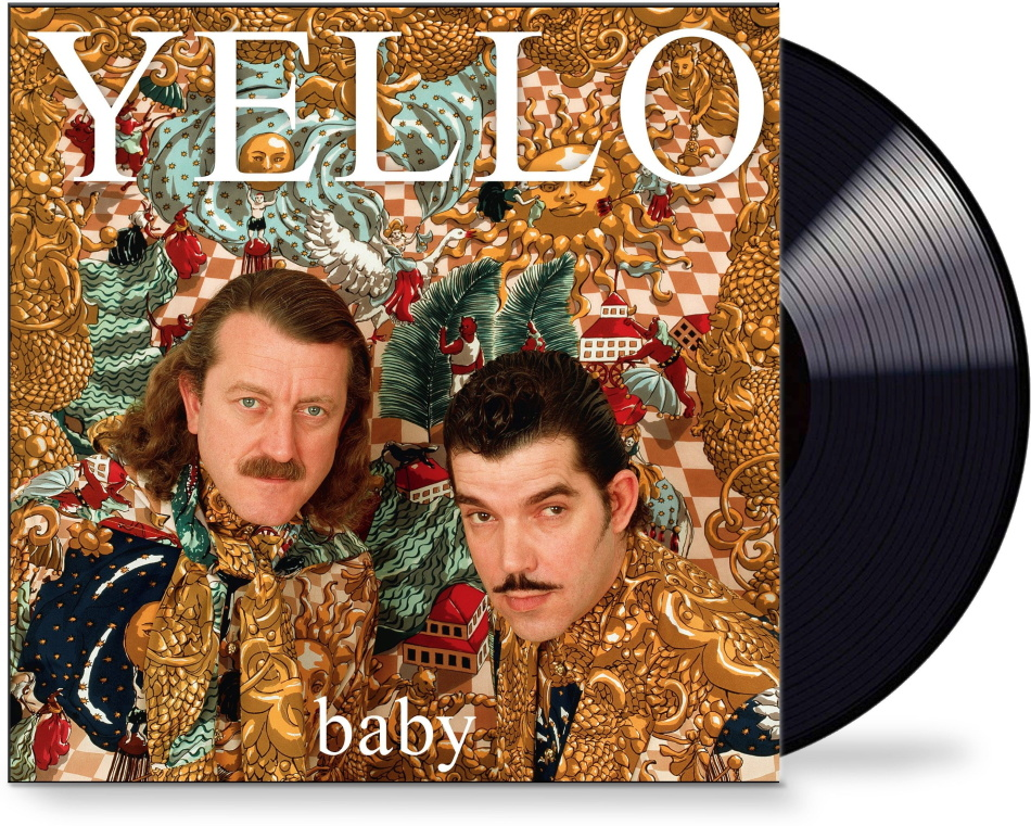 Yello - Baby (2021 Reissue, Universal, Limited Edition, LP)