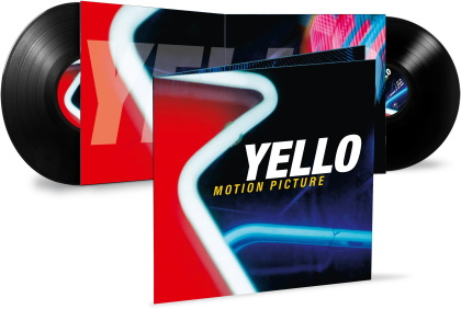 Yello - Motion Picture (2021 Reissue, Universal, 2 LPs)