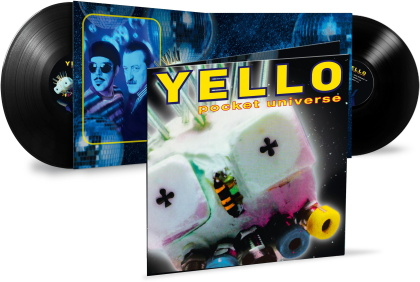 Yello - Pocket Universe (2021 Reissue, Universal, 2 LPs)