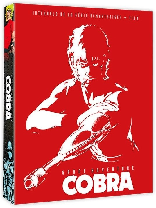 Space Adventure Cobra - Integrale de la série + film (Remastered)