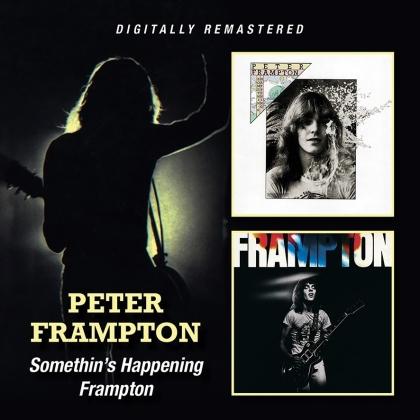 Peter Frampton - Somethin's Happening/Frampton (2 CDs)